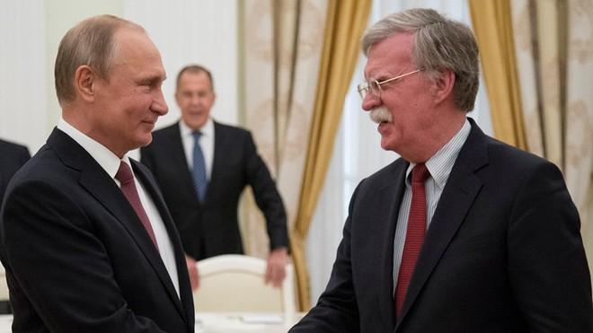 Hai ông Trump, Putin thống nhất Iran phải rút khỏi Syria  - Ảnh 2.