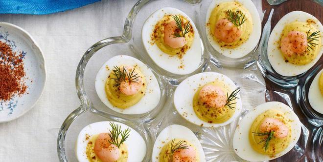 Không thích ăn trứng luộc, tôi chuyển sang làm món trứng ác quỷ này, không ngờ cả nhà khen lấy khen để - Ảnh 14.