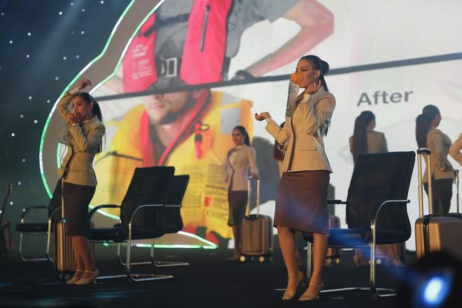 Cận cảnh đồng phục siêu đẹp của hãng hàng không Bamboo Airways - Ảnh 6.