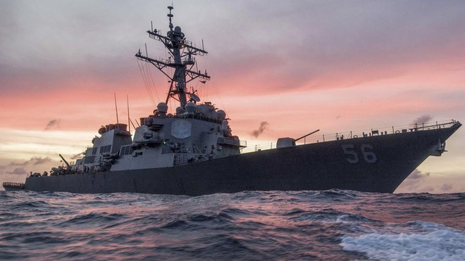 Mỹ tung bằng chứng lật tẩy hành vi tiền hậu bất nhất của Trung Quốc trên biển quốc tế - Ảnh 4.