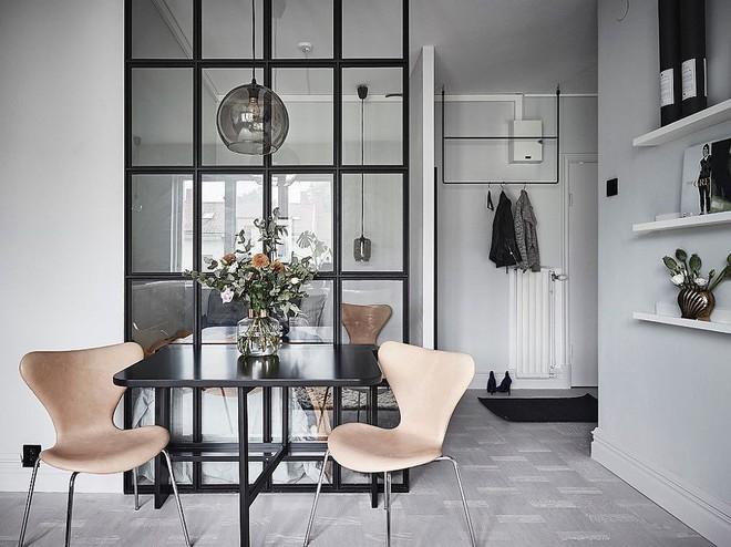 Căn hộ nhỏ vỏn vẹn 26m² nhưng góc nào góc nấy đẹp như khách sạn nhờ áp dụng phong cách này - Ảnh 5.