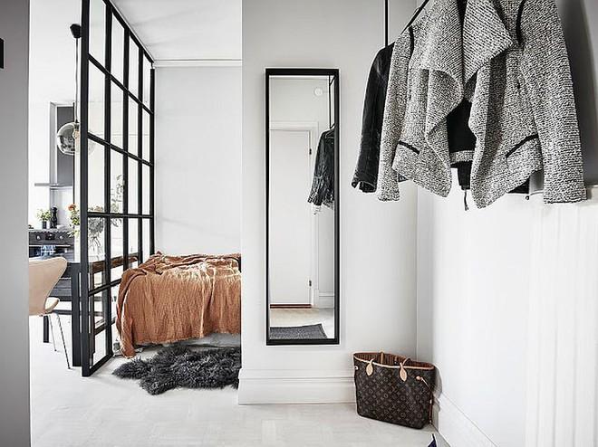 Căn hộ nhỏ vỏn vẹn 26m² nhưng góc nào góc nấy đẹp như khách sạn nhờ áp dụng phong cách này - Ảnh 8.