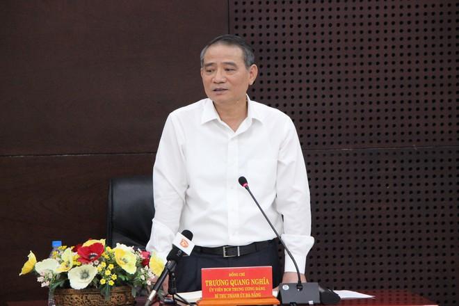 """Bí thư Trương Quang Nghĩa: """"Chúng ta sợ mạng xã hội thì không biết họ chửi mình cái gì - Ảnh 1."""