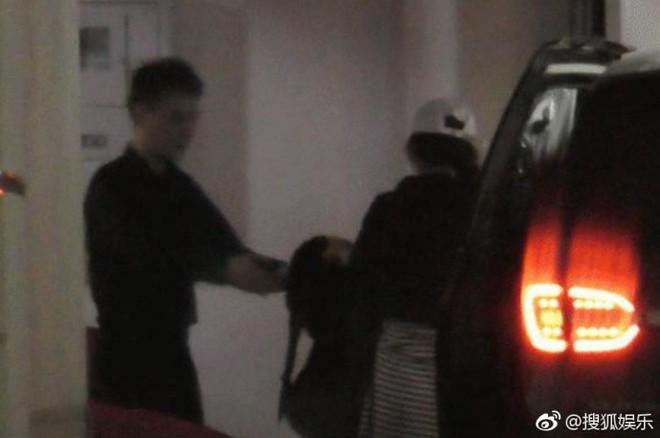 Triệu Lệ Dĩnh đã mang thai 3 tháng, tiếp tục bị bắt gặp qua đêm tại nhà Phùng Thiệu Phong? - Ảnh 5.
