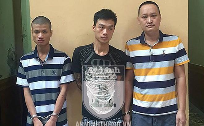 """Gây ra hàng loạt vụ trộm cắp xe máy khắp Hà Nội, """"siêu trộm"""" sa lưới pháp luật"""
