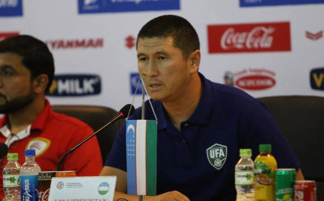 Đặc biệt cảnh giác với U23 Việt Nam, U23 Uzbekistan cử chuyên gia theo dõi
