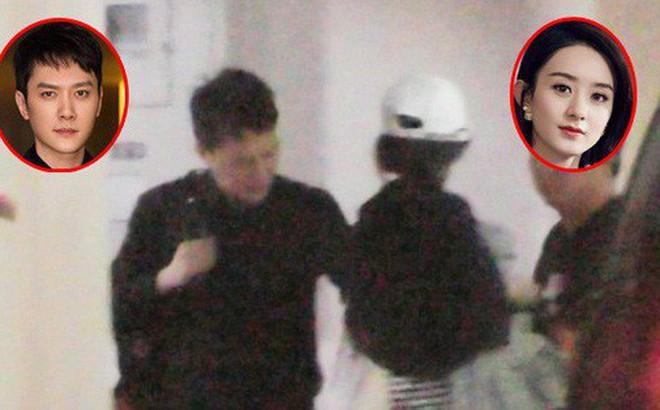 Triệu Lệ Dĩnh đã mang thai 3 tháng, tiếp tục bị bắt gặp qua đêm tại nhà Phùng Thiệu Phong?
