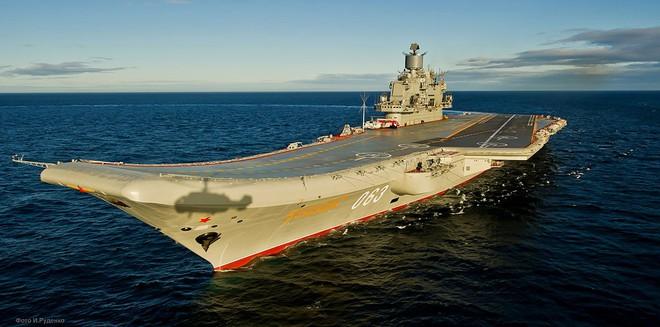 Vì sao Nga chưa từng trở thành cường quốc tàu sân bay? - Ảnh 3.