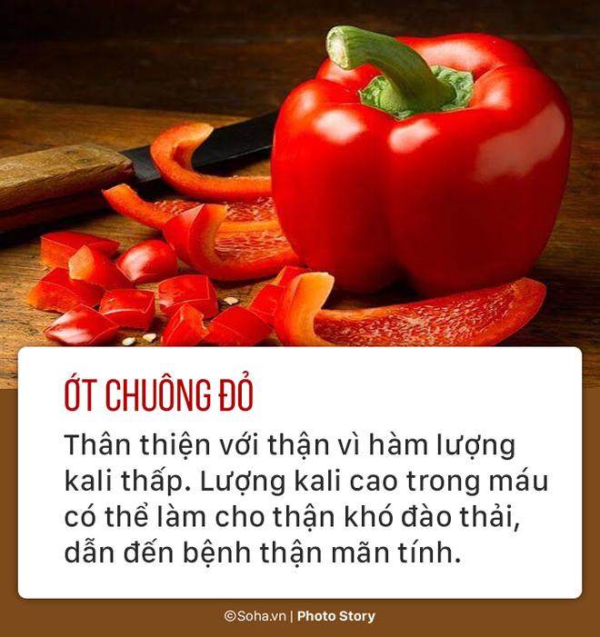 8 loại thực phẩm ngon, bổ, rẻ là bạn thân của thận: Ăn càng nhiều, thận càng khỏe - Ảnh 1.