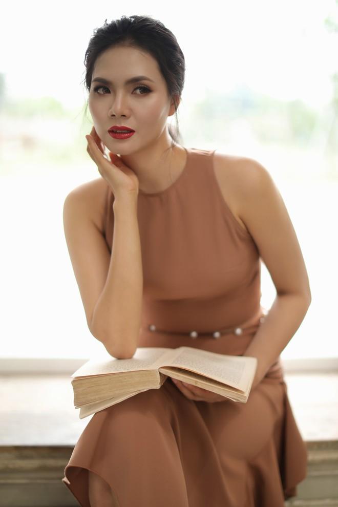 Sao Mai Lương Nguyệt Anh xinh đẹp trong bộ ảnh mới - Ảnh 6.