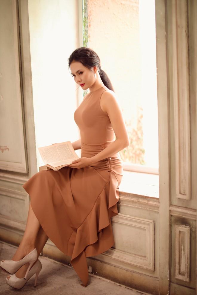 Sao Mai Lương Nguyệt Anh xinh đẹp trong bộ ảnh mới - Ảnh 5.
