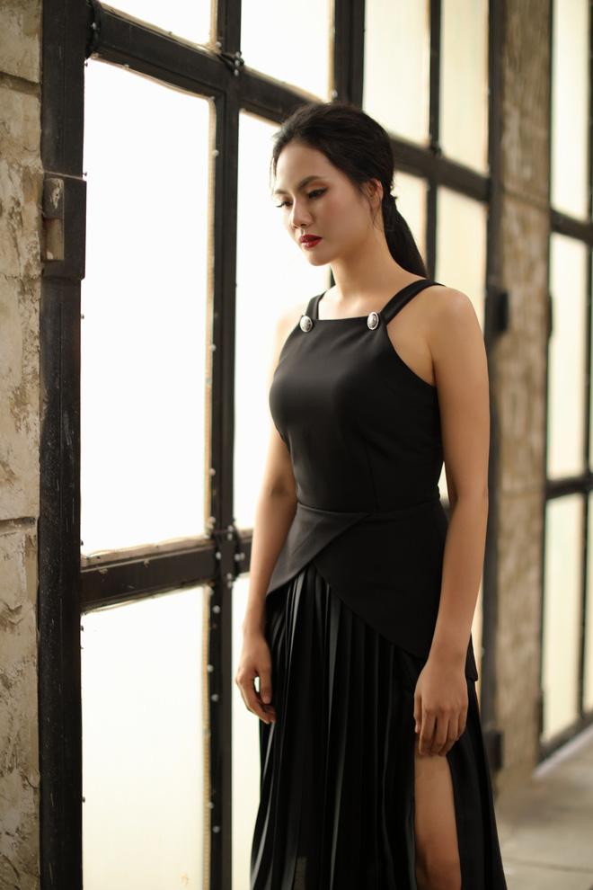 Sao Mai Lương Nguyệt Anh xinh đẹp trong bộ ảnh mới - Ảnh 1.