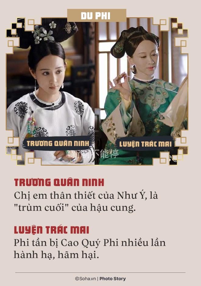 [Photo Story] Cuộc chiến bất phân thắng bại giữa dàn mỹ nhân Diên Hi Công Lược và phim mới của Châu Tấn - Ảnh 4.