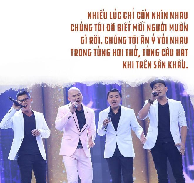 Phan Đình Tùng hội ngộ MTV: Gắn kết tình anh em bằng âm nhạc - Ảnh 1.