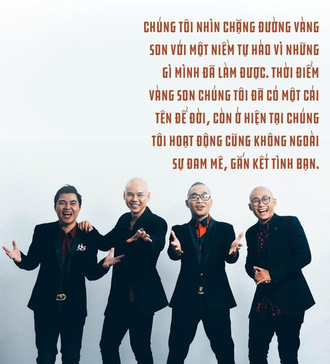 Phan Đình Tùng hội ngộ MTV: Gắn kết tình anh em bằng âm nhạc - Ảnh 2.