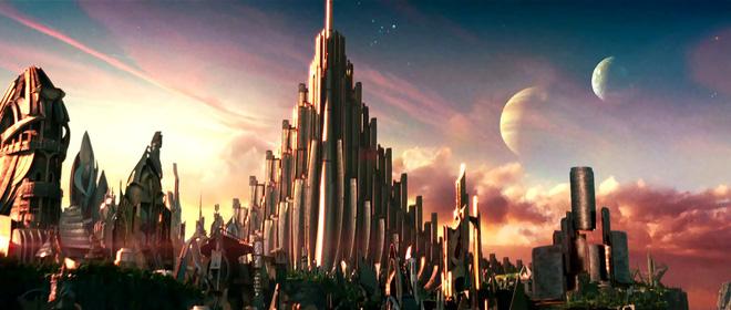 Không giống như trong phim về Thor đâu, đây mới là Cửu giới chuẩn trong thần thoại Bắc Âu - Ảnh 4.