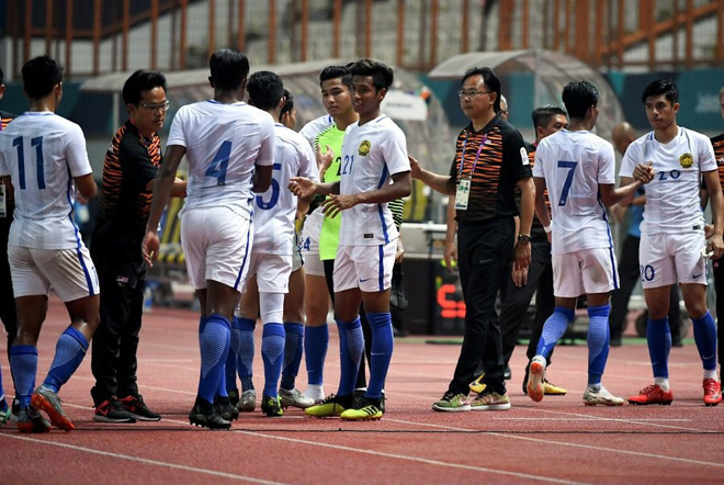 HLV Malaysia khen Olympic Việt Nam trước trận đấu với Nhật Bản - Ảnh 1.