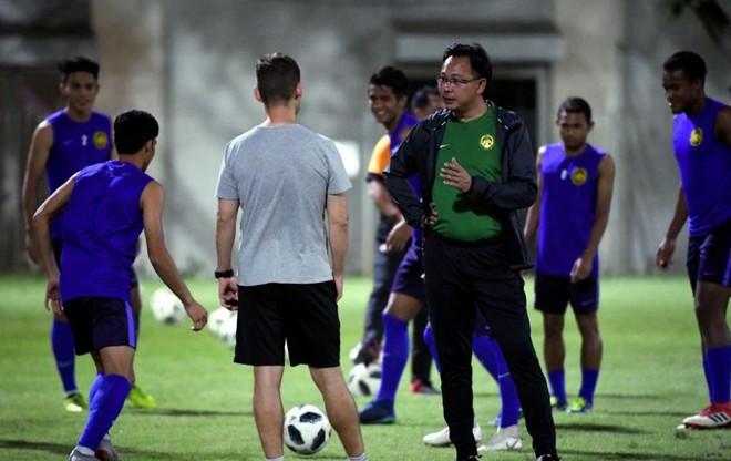 HLV Malaysia khen Olympic Việt Nam trước trận đấu với Nhật Bản - Ảnh 2.