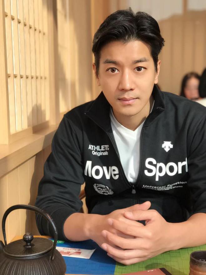 Gia đình vợ coi thường nghèo hèn, sao nam TVB có hành động khiến nhiều người ngưỡng mộ - Ảnh 1.