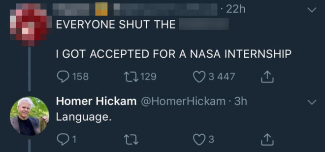 Vừa được nhận việc tại NASA, người phụ nữ đã bị đuổi vì một lý do ngớ ngẩn và nực cười nhất trên đời - Ảnh 2.