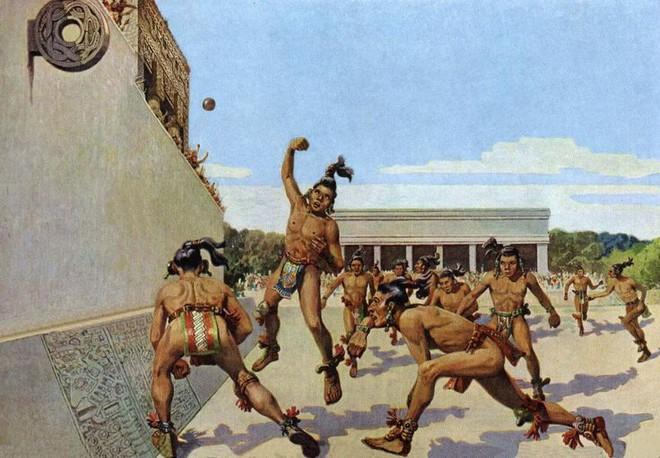 Những trò chơi đẫm máu nhất lịch sử cổ đại: Thua trận còn đáng sợ hơn cái chết - Ảnh 1.