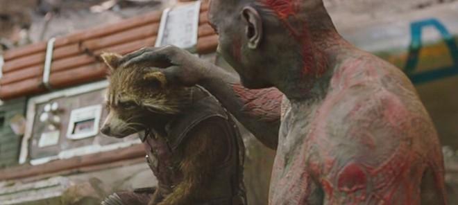 Những bức ảnh chứng minh công nghệ CGI quá tuyệt vời và các diễn viên thực sự đã diễn cực sâu - Ảnh 4.