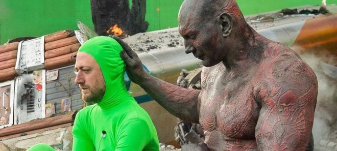 Những bức ảnh chứng minh công nghệ CGI quá tuyệt vời và các diễn viên thực sự đã diễn cực sâu - Ảnh 5.