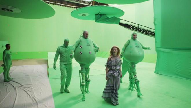 Những bức ảnh chứng minh công nghệ CGI quá tuyệt vời và các diễn viên thực sự đã diễn cực sâu - Ảnh 9.