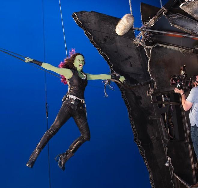 Những bức ảnh chứng minh công nghệ CGI quá tuyệt vời và các diễn viên thực sự đã diễn cực sâu - Ảnh 10.