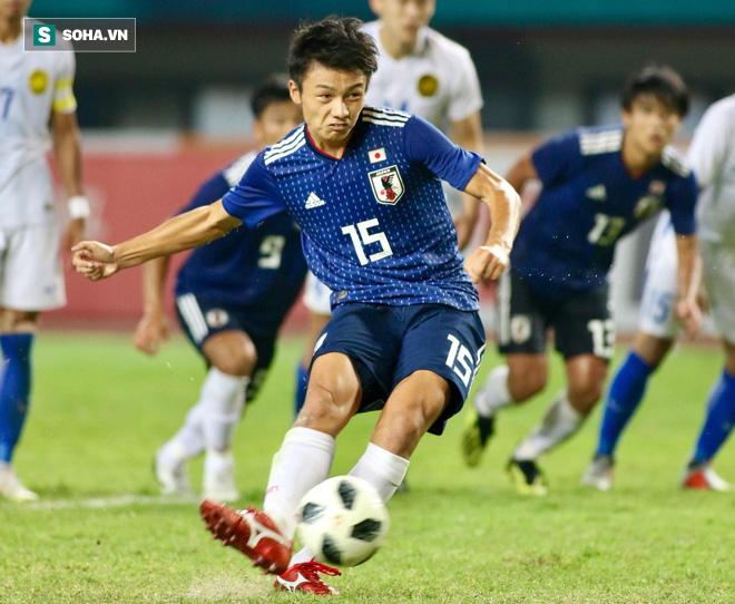 Sau bản hùng ca hạ Hàn Quốc, U23 Malaysia nhận nỗi đau phút 90 trước Nhật Bản - Ảnh 1.