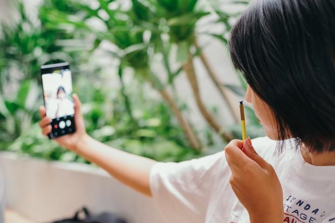 Note9 đã thay đổi cách cả thế giới chụp ảnh selfie thế nào? - Ảnh 3.