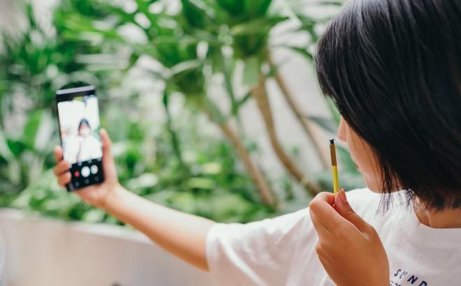 Note9 đã thay đổi cách cả thế giới chụp ảnh selfie thế nào?