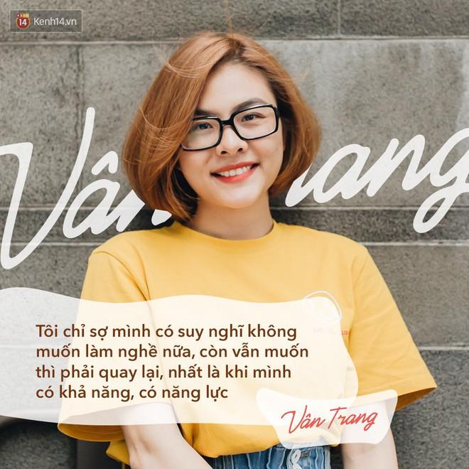 Vân Trang kể chuyện 3 năm dừng sự nghiệp lấy chồng sinh con: Tôi từng nghĩ ông xã không hiểu cho mình - Ảnh 2.