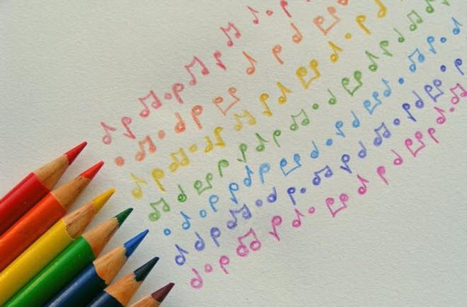 Con người có thể nghe… màu sắc và nếm… âm thanh? - Ảnh 2.