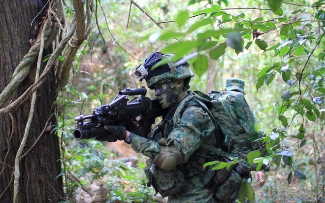 Lộ diện mẫu quân phục ngụy trang mới của QĐND Việt Nam: Có gì đặc biệt? - Ảnh 9.
