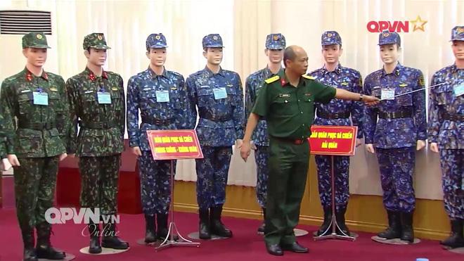 Lộ diện mẫu quân phục ngụy trang mới của QĐND Việt Nam: Có gì đặc biệt? - Ảnh 2.