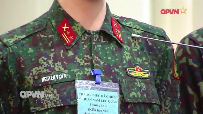 Lộ diện mẫu quân phục ngụy trang mới của QĐND Việt Nam: Có gì đặc biệt? - Ảnh 5.