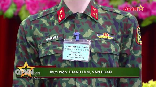 Lộ diện mẫu quân phục ngụy trang mới của QĐND Việt Nam: Có gì đặc biệt? - Ảnh 3.