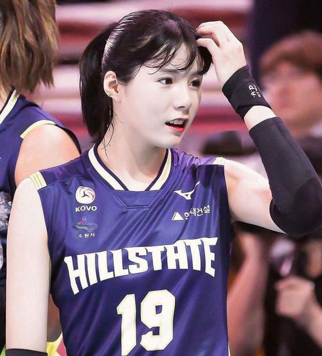 Ngắm nhan sắc của 'thiên thần' bóng chuyền Hàn Quốc - Ảnh 2.