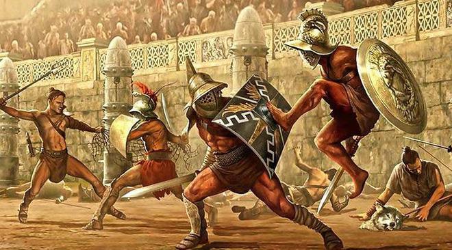 Những trò chơi đẫm máu nhất lịch sử: Niềm tự hào của La Mã cổ đại cũng góp mặt - Ảnh 3.
