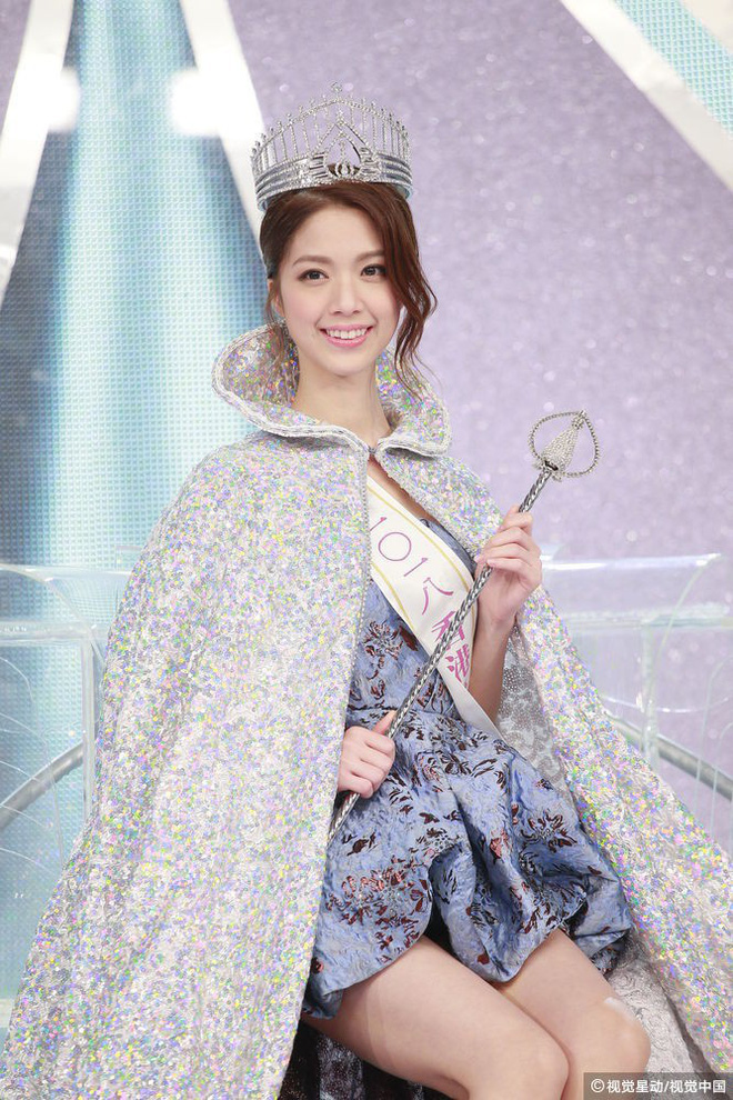 Chung kết Hoa hậu Hong Kong 2018: Người giành vương miện bị chê lép, dân tình than trời vì Á hậu 1 và 2 - Ảnh 5.