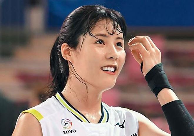 Ngắm nhan sắc của 'thiên thần' bóng chuyền Hàn Quốc - Ảnh 7.