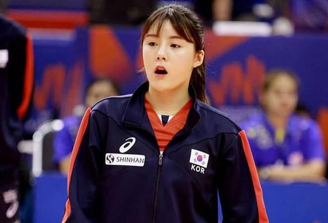 Ngắm nhan sắc của 'thiên thần' bóng chuyền Hàn Quốc - Ảnh 9.