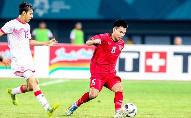 Sao U23 Việt Nam tự tin đánh bại U23 UAE