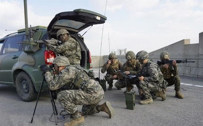 Mỹ tuyên bố chấm dứt việc đình chỉ tập trận trên Bán đảo Triều Tiên