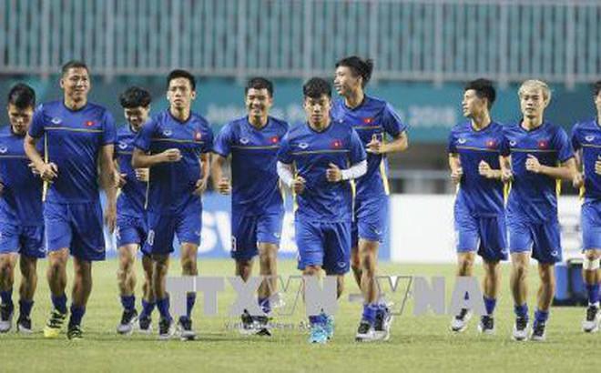 Đại sứ Phạm Quang Vinh: Phía sau đội tuyển Olympic Việt Nam là cả đất nước