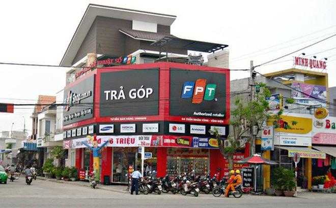 Mỗi mét vuông mặt sàn đem về hơn 14.500 USD cho FPT Shop, cao gấp 3,6 lần Thế Giới Di Động
