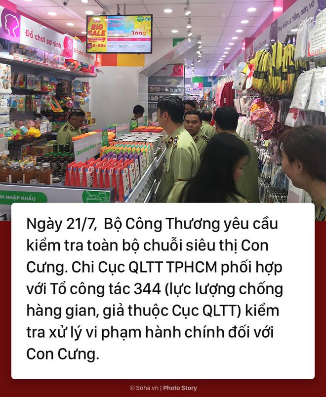 [Photo Story] Toàn cảnh vụ lùm xùm về sản phẩm của Con Cưng - Ảnh 4.