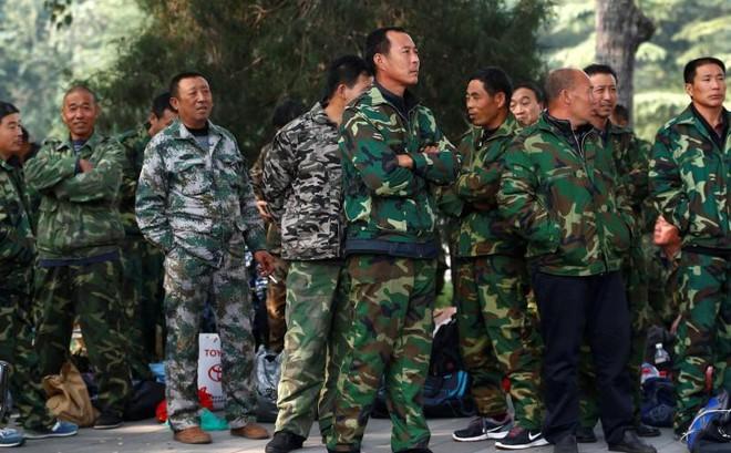 """Cựu chiến binh Trung Quốc biểu tình: """"Cơn đau đầu"""" dai dẳng của ông Tập Cận Bình"""