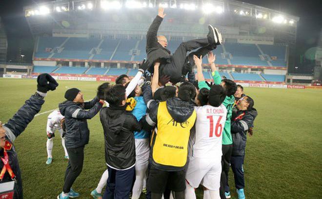 Báo Hàn Quốc đặt dấu hỏi về kỳ tích lần thứ hai của HLV Park Hang Seo với U23 Việt Nam